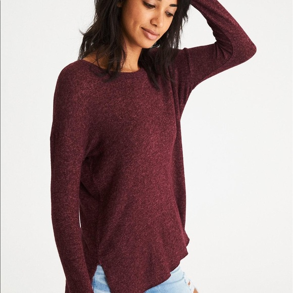 76e0c33262 American Eagle Outfitters Sweaters -  american eagle  soft   sexy plush  long sleeve